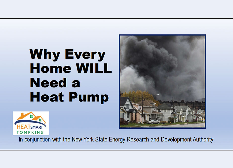 Why Every Home Will Need a Heat Pump Presentation Deck